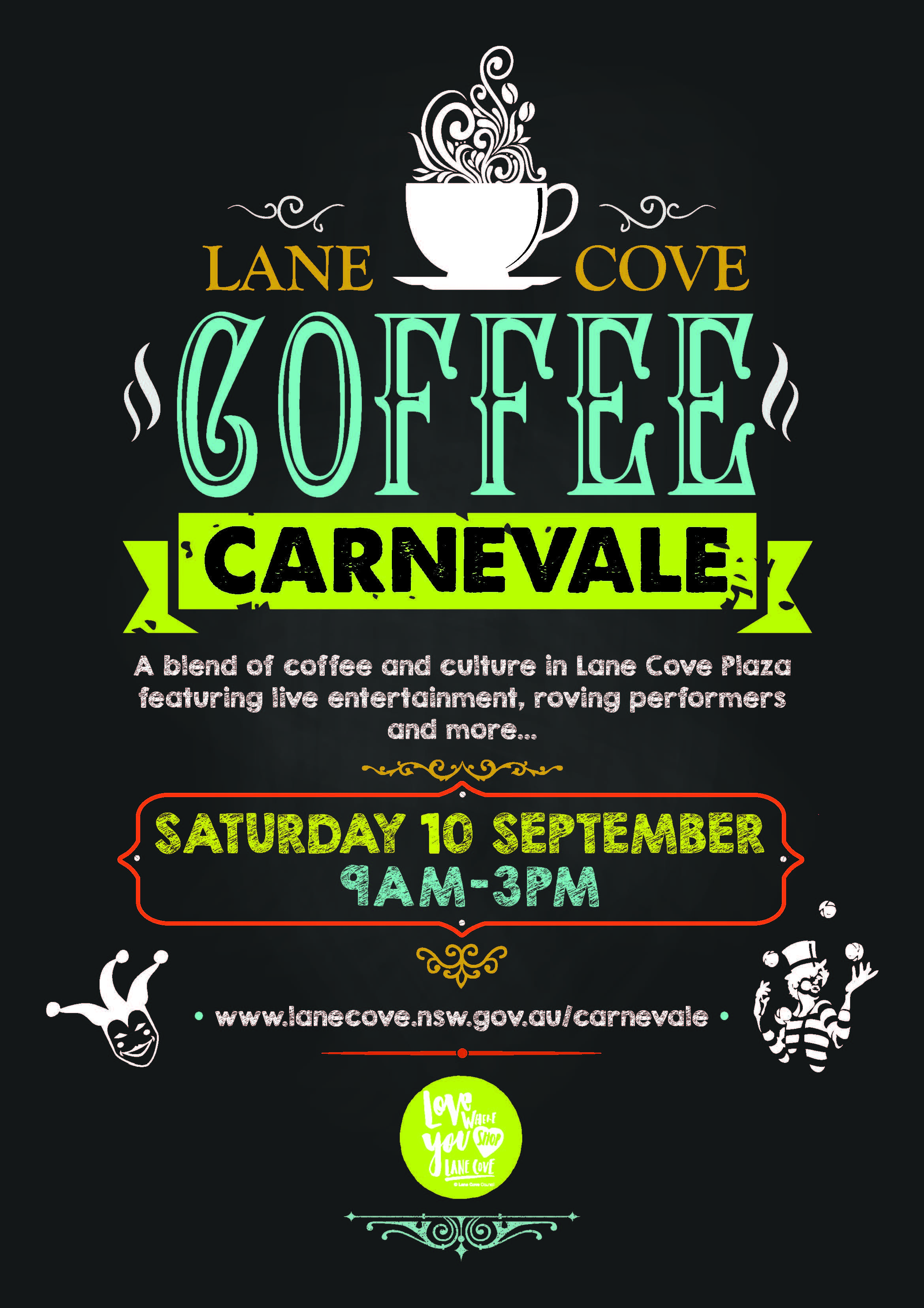 A3 Poster for Coffee Carnevale.jpg