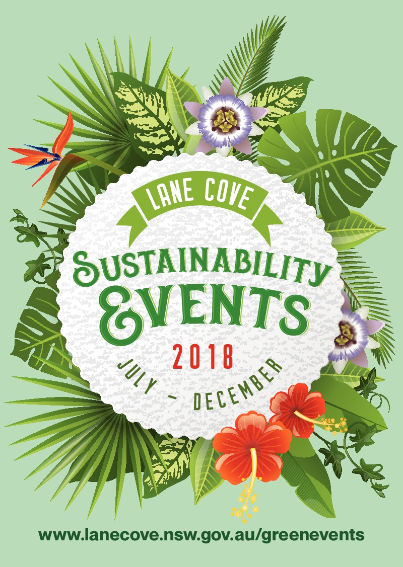Sustainability Events July - December 2018